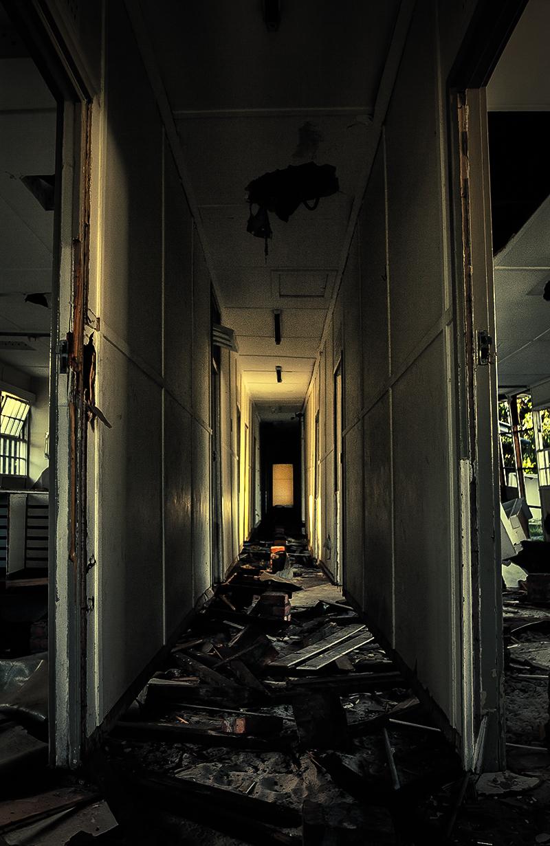 disease and decay u2026 conradie hospital