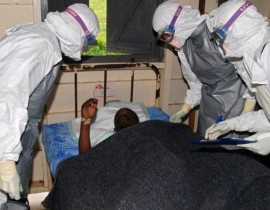 Situation Critical! Ebola in Africa <br/>Documentary Now Showing!