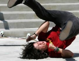Skull Cracking &#038; Ball Busting! <br/>Skateboarding Fails Video Essay<br/>Now Showing!