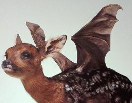 Pig Bird Vs. Bat Fawn&#8230; <br/>Thomas Grünfeld&#8217;s Misfits