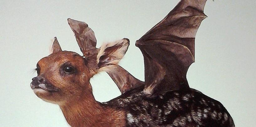 Pig Bird Vs. Bat Fawn… <br/>Thomas Grünfeld's Misfits