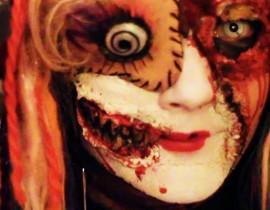 A Feast of Flesh&#8230; <br/>Horror Cosplay