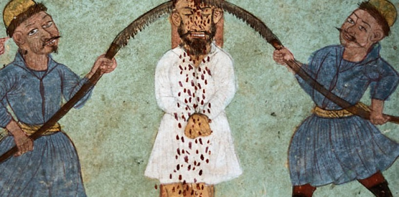 The Worst Ways to Die: <br/>Torture Practices of the Ancient World