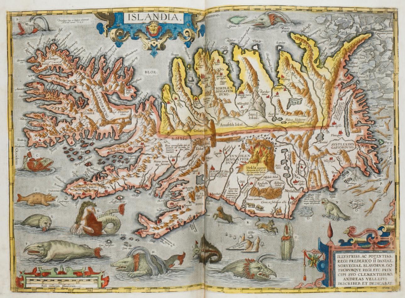 Unicorns Serpents And Mermaids Medieval Sea Monsters