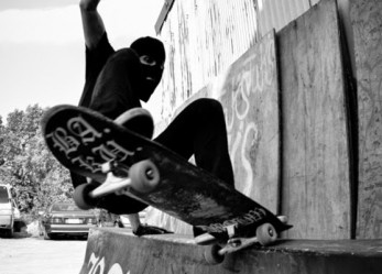 Sickest Skateboard Video You Will See This Week! <br/>BARRIER KULT vs. OSAKA DAGGERS