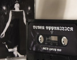 666% Pure Black Metal-Punk! <br/>SLAVE HOUSE &#038; BLACK APPARITION <br/>Streaming Now