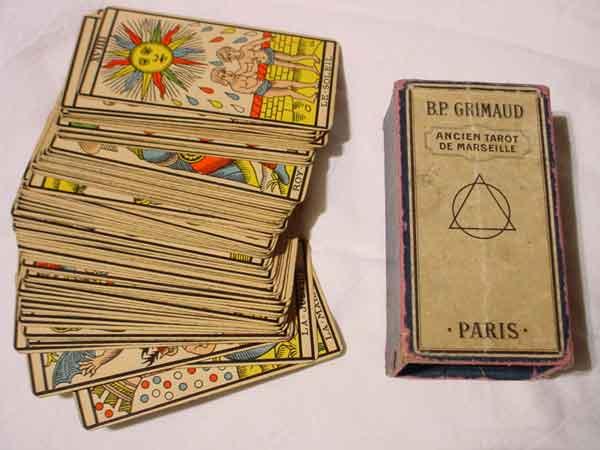 the empress and death antique tarot cards. Black Bedroom Furniture Sets. Home Design Ideas