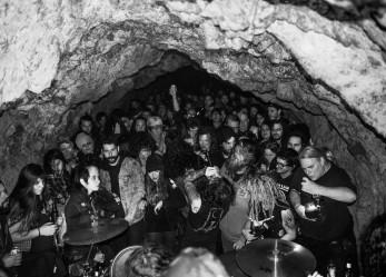 Supermoon Sea Cave Ritual Featuring Bädr Vogu, Folivore, Fórn  & Akatharsia