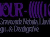 Heavy Hour (((((10))))) – Featuring Dispirit, Gravecode Nebula, Lluvia, Bog Oak & more!