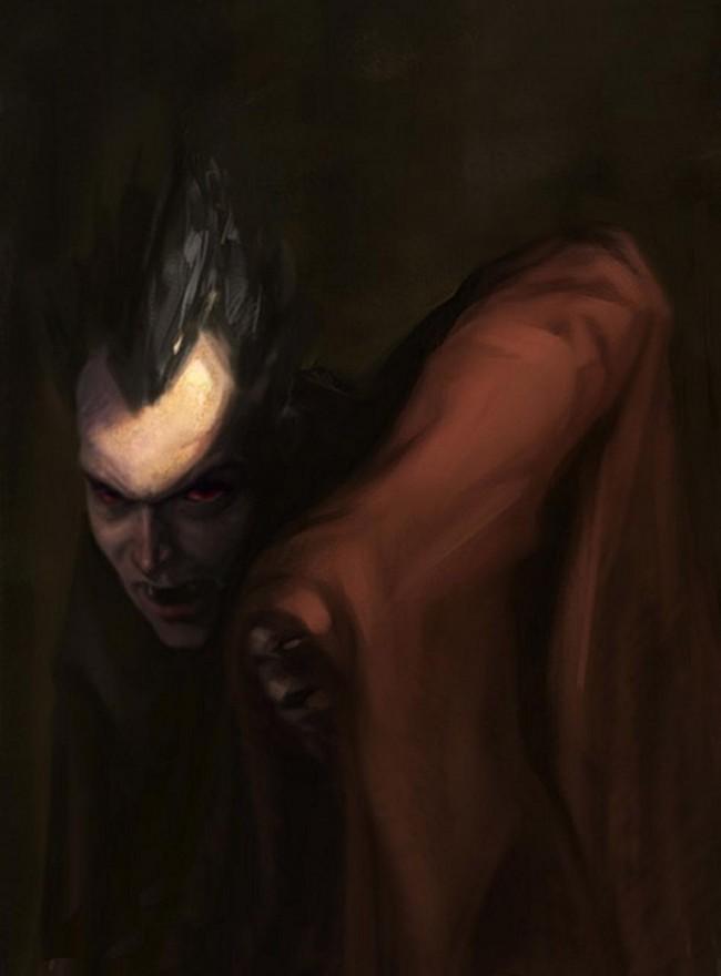 Count Dracula By Joachim Barrum