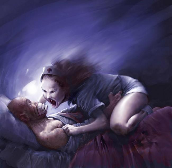 Nightmare By Steven Stahlberg