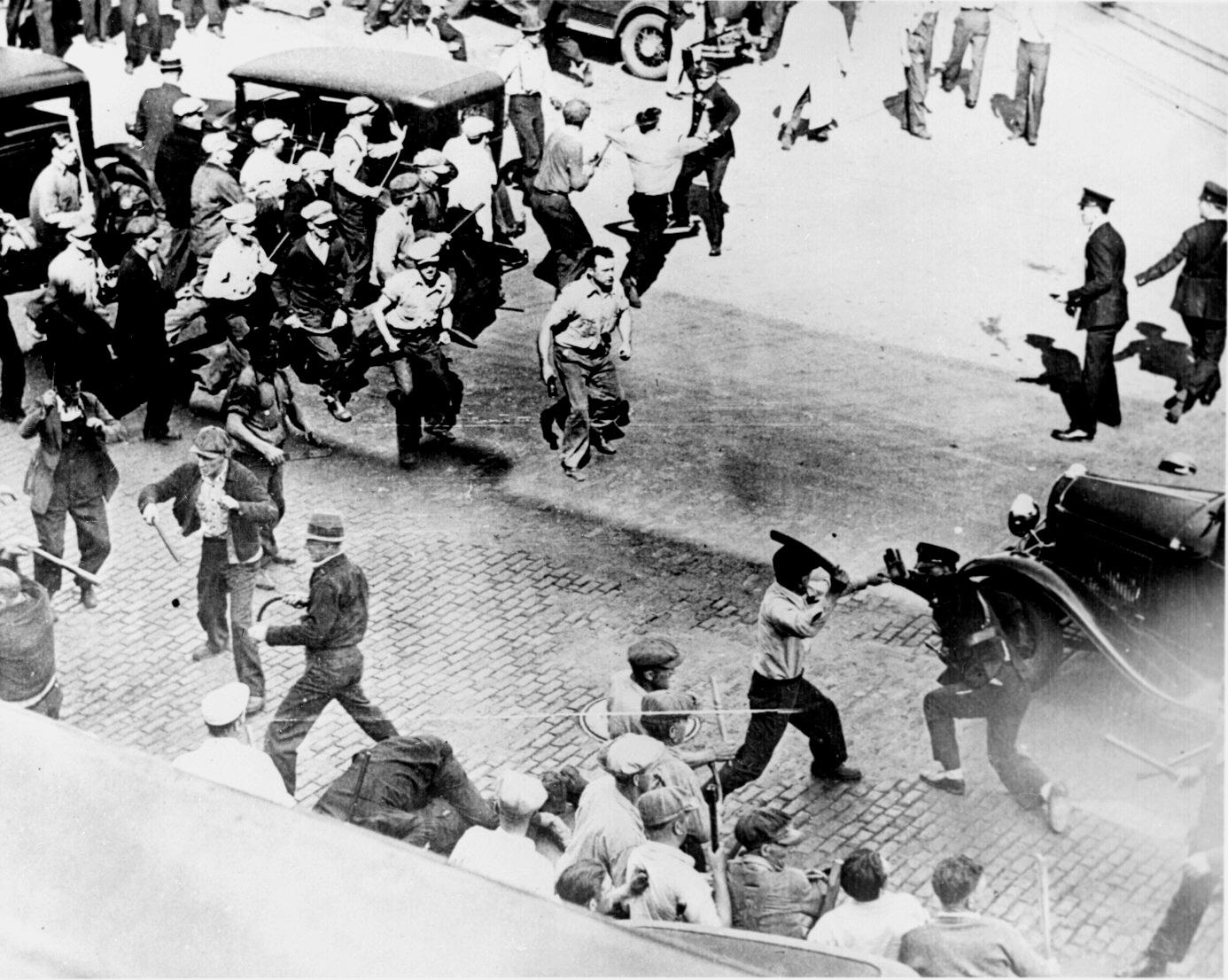 Strike 1934