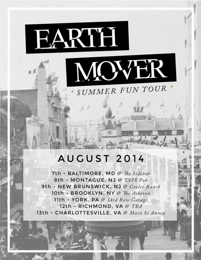 august tour