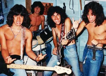 Peru's Heavy Metal <br/>Warriors of the '80s <br/>by Freddy Alva