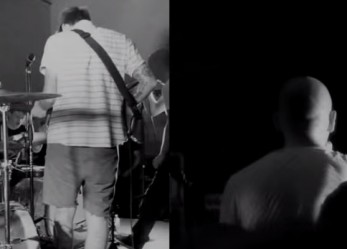 """THOU & The BODY Nine Inch Nails """"Terrible Lie"""" cover Live at Gilead Media Fest II"""