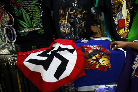 nazisshirtflag