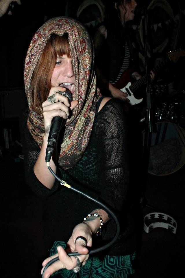 Rakta's singer