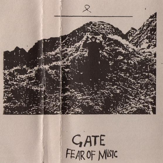 Gate - Fear Of Music (CVLT Nation)