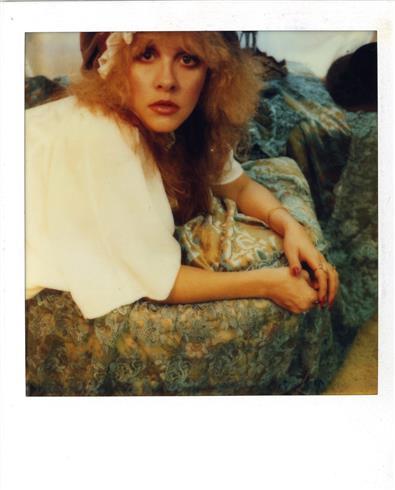 Belladonna Vintage Polaroid Selfies Of Stevie Nicks Cvlt