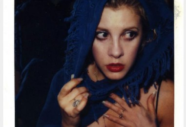 Belladonna!<br/>Vintage Polaroid Selfies of Stevie Nicks