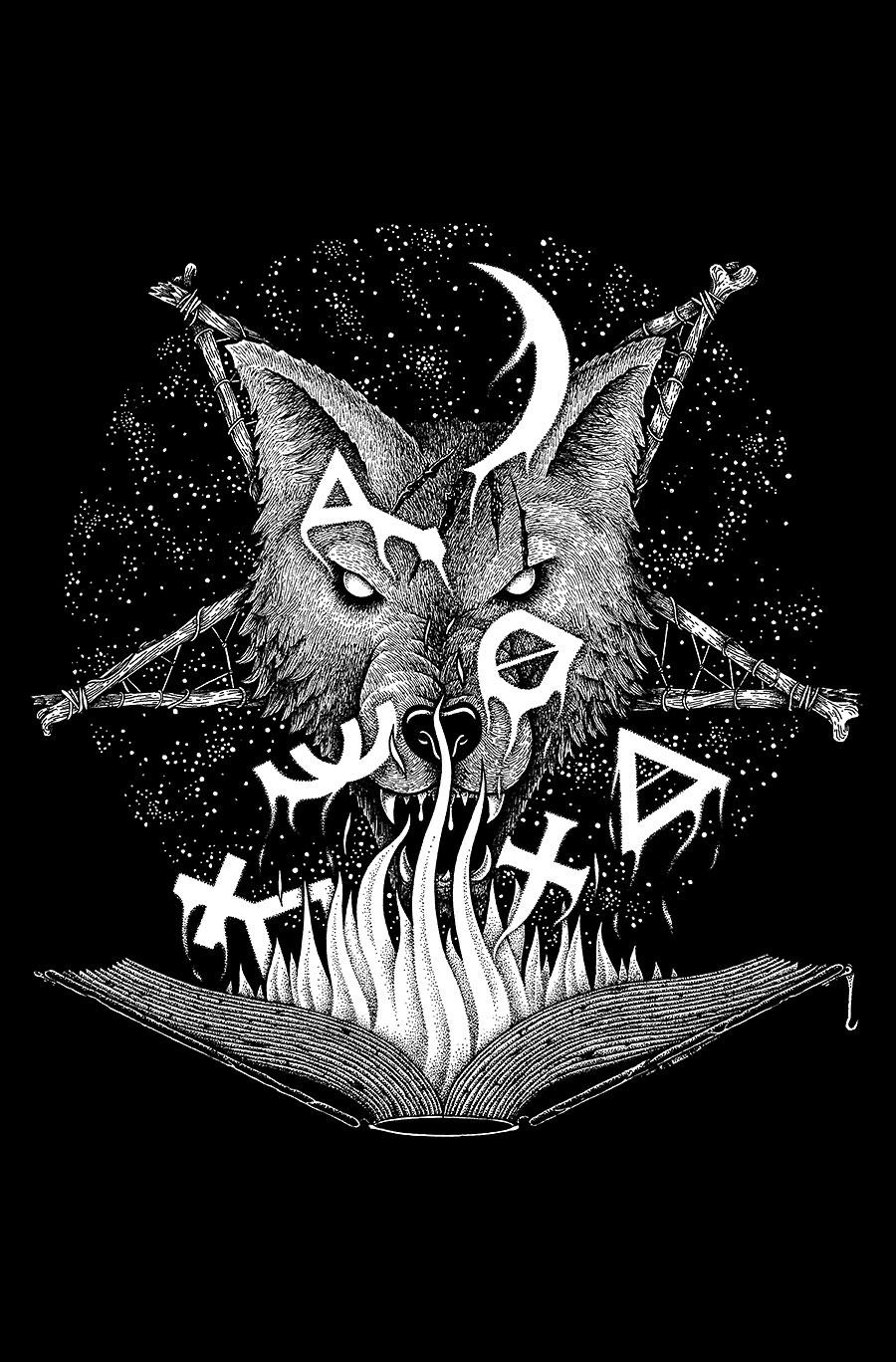 conjured-wolf