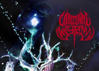 "Suffocating Weirdness – CARDINAL WYRM – ""Black Hole Gods"" Review + Stream"