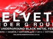 Banks, Chocolate and Black Metal… HELVETE Underground Festival 2014