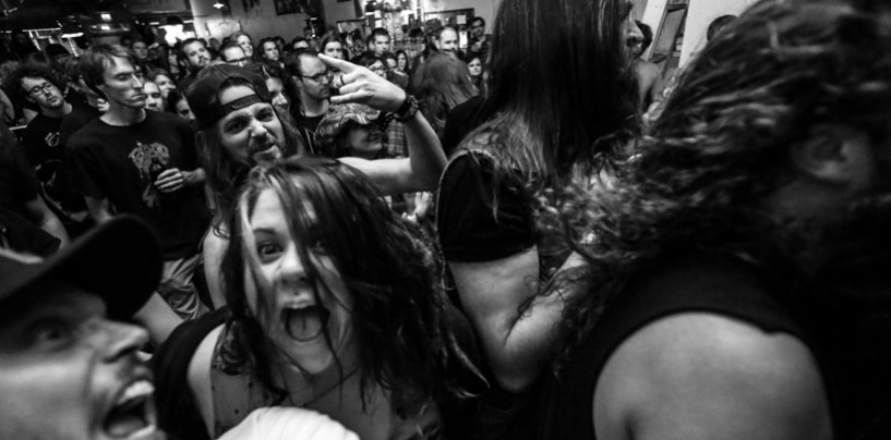 Southwest Terror Fest III: Nights 1 & 2: Whiskey and Sludge