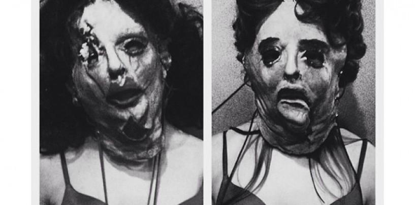 The Devil's Eyes… Addison Morarre Masks