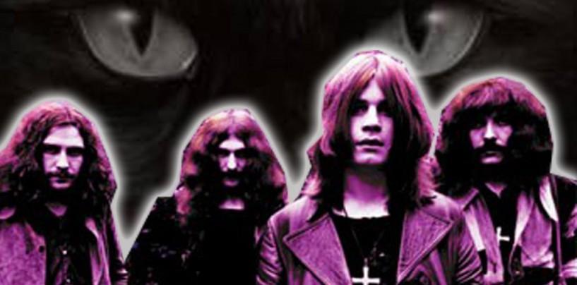 Behind the wall of Sleep…<br/>Black Sabbath Live in Paris 1970