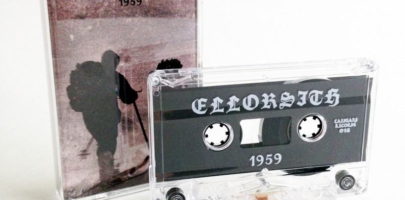 Cold Lo-Fi Black Metal!<br/>Ellorsith 1959 Review + Full Stream