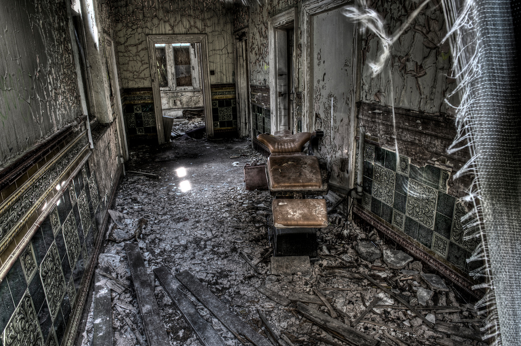 A Historic Insane Asylum Turned Hotel  Hellingly14