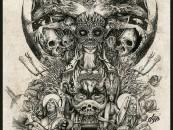 Ink, Bones and Stone… <br/>DZO Illustration