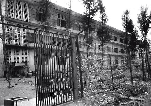 Many Lashes of Electric Wire... The Disturbing Tuol Sleng
