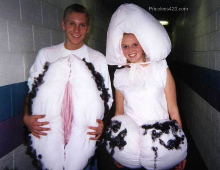 Offensive Couples Halloween Costumes