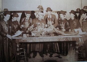Lived for Others, Was Killed for Us… <br/>Old Medical Dissection Photos