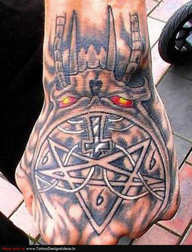 evil-hand-tattoo-design