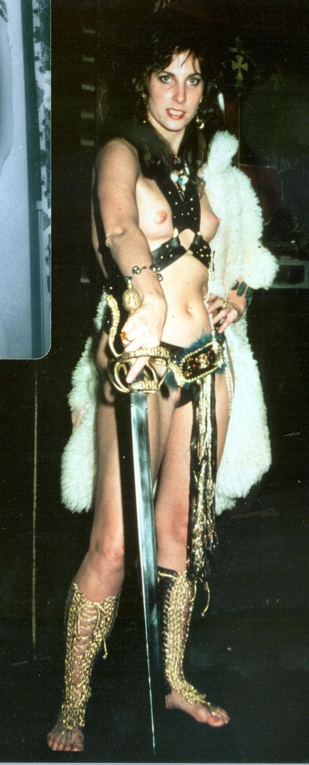 vintage cosplay