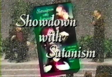 Showdown With Satanism! Bob Larsen Vs. The Setians