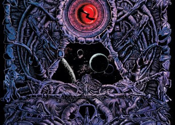 A Skelethal Track Premiere + <br/>Interstellar Knowledge…<br/> of the Purple Entity Review