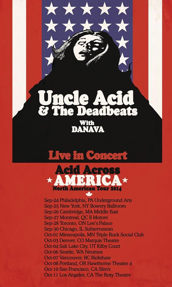 uncle-acid-north-america-tour