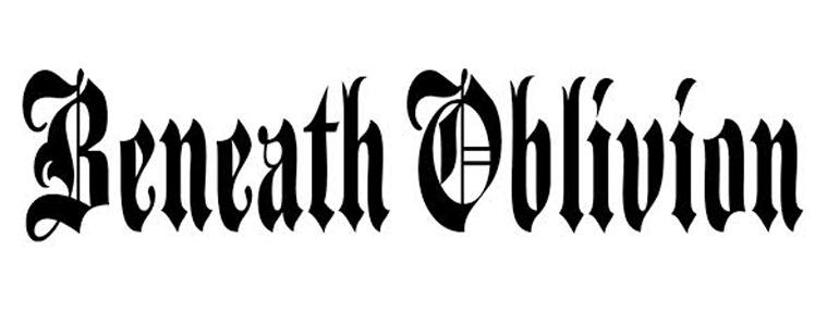 Beneath Oblivion LOGO