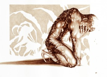 CVLT Nation Interviews: Artist Vincent Castiglia