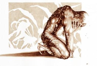 CVLT Nation Interviews: Artist Vincent Castiglia