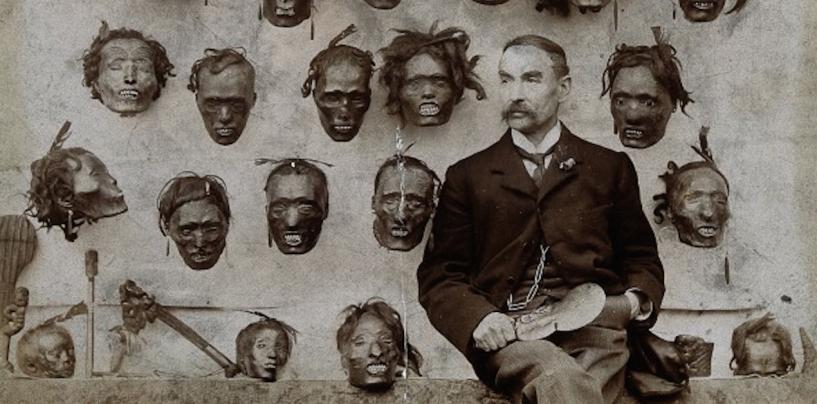 Mokomokai: The Preserved Heads of Maori Tribespeople