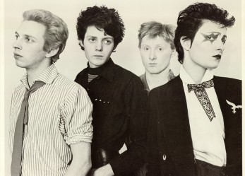 Siouxsie and the Banshees Killer Footage From 1977 – 79 Now Showing!