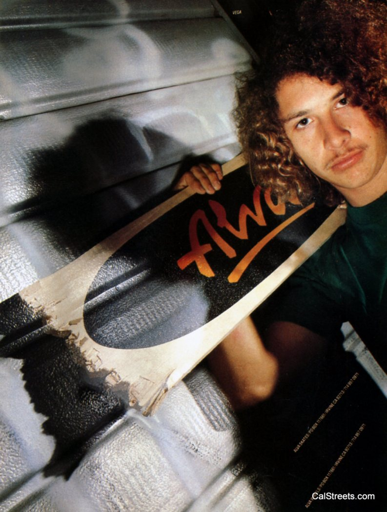 the attack of unreal ads  how tony alva changed the look