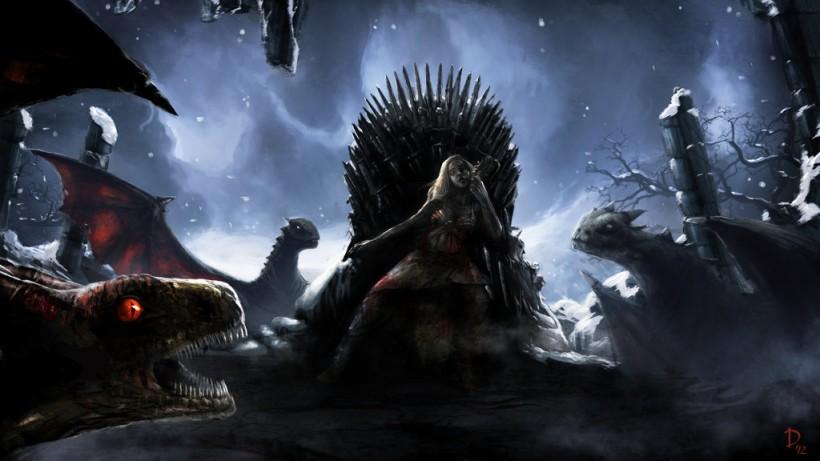 DaniNaimare game_of_thrones___daenerys_targaryen_by_daninaimare-d5plslq