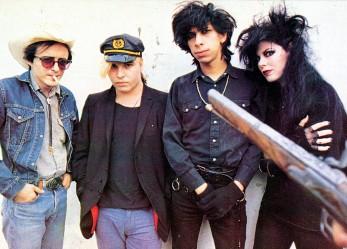 Sex Beat! 1984 GUN CLUB Live In Spain