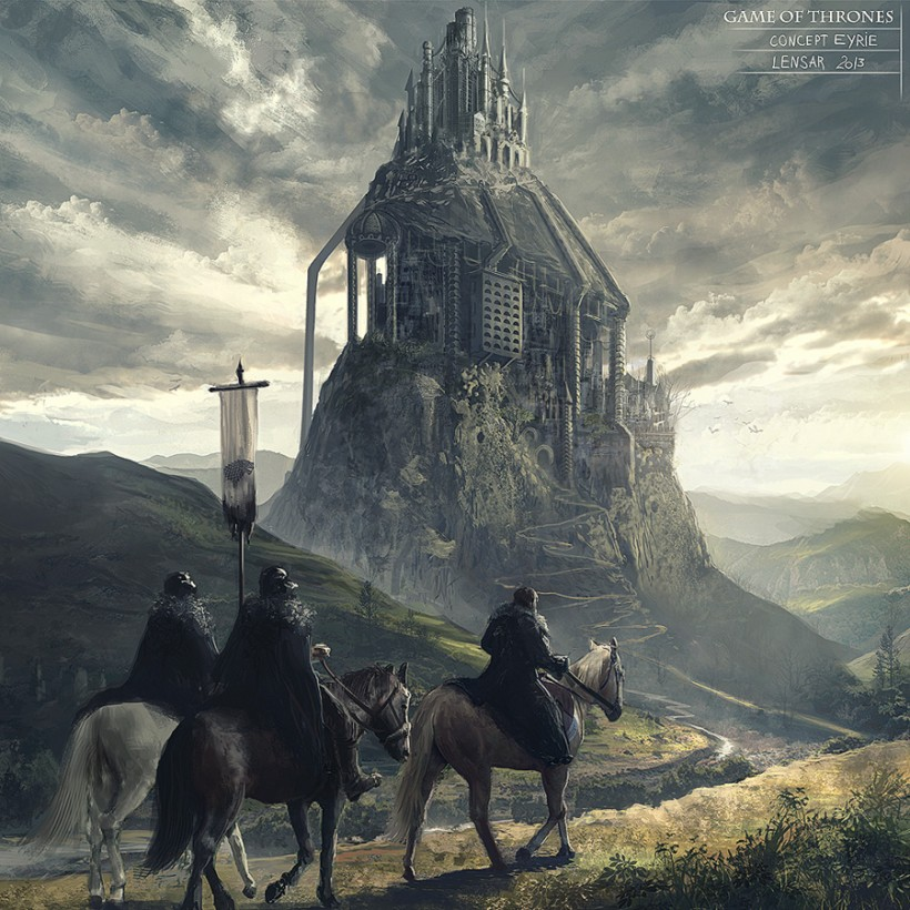 Lensar eyrie__game_of_thrones_by_lensar-d6idlju